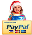 Santa's Helpers - Santa On The Race : Paypal Child Small